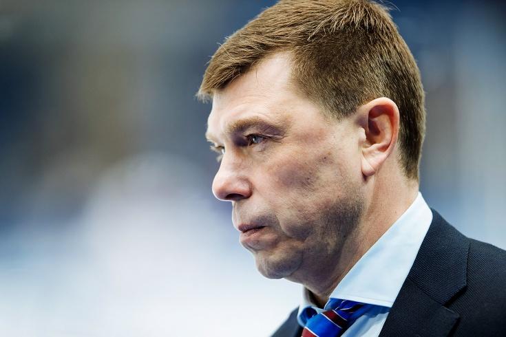 Алексей Кудашов назначен главным тренером московского «Динамо», первое интервью