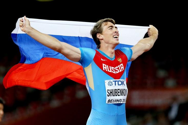 Лучших российских легкоатлетов пустили на ОИ!