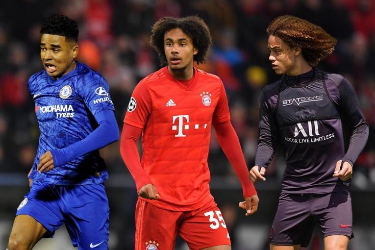 Молодые голландские таланты в топ-клубах Европы