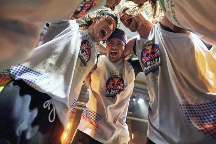 Как прошёл национальный финал турнира по стритболу Red Bull Half Court в Санкт-Петербурге