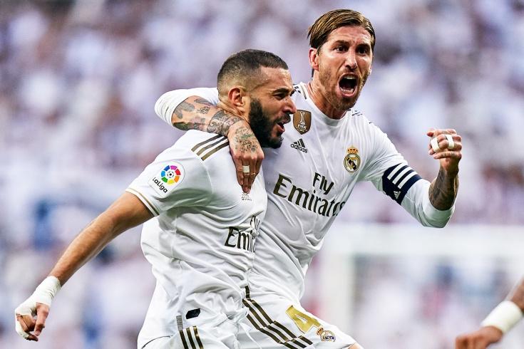 Зидан, Рамос, Бензема – кто принёс «Реалу» титул