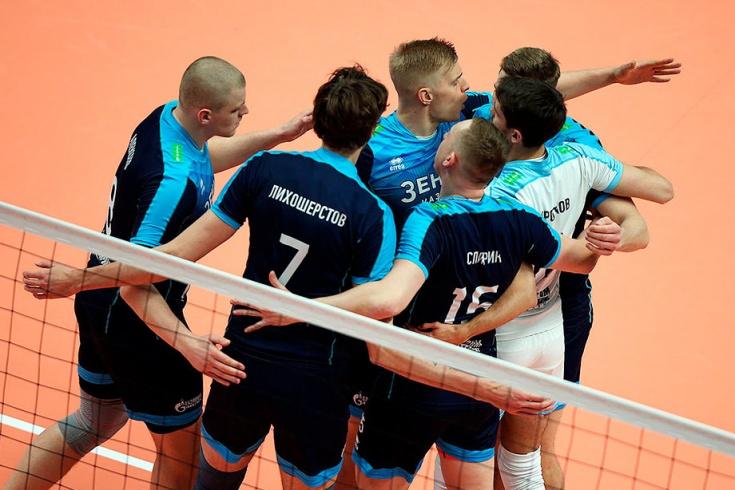 Чемпионат России по волейболу 2018/19