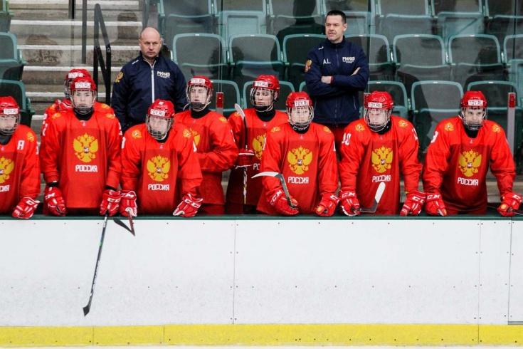 Россия – США: прямая онлайн-трансляция 27 апреля, юниорский чемпионат мира по хоккею — 2021