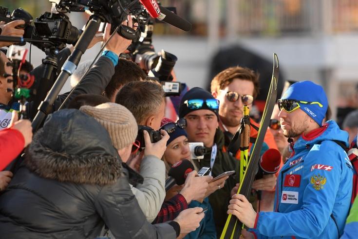 Логинов, Рёйселанд, Резцова и другие – главные герои чемпионата мира по биатлону 2020