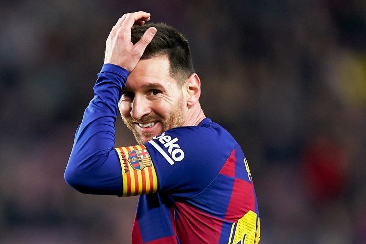 Месси остаётся в «Барселоне»! Расходимся