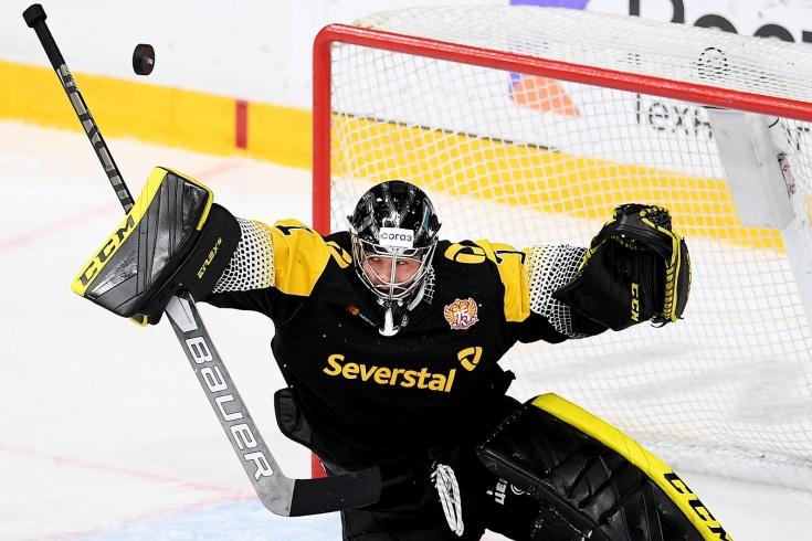«Салават Юлаев» прервал рекордную семиматчевую победную серию в сезоне-2021/2022