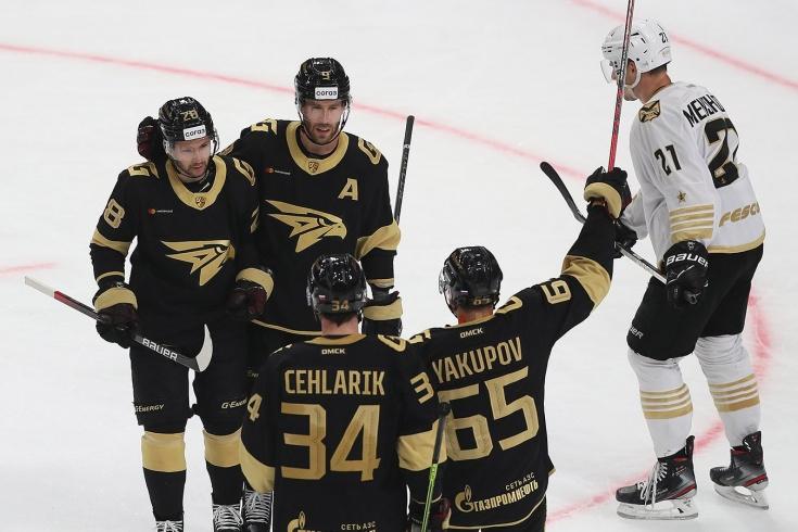 В КХЛ не забили 18 буллитов подряд! Невероятную серию прервал Толчинский