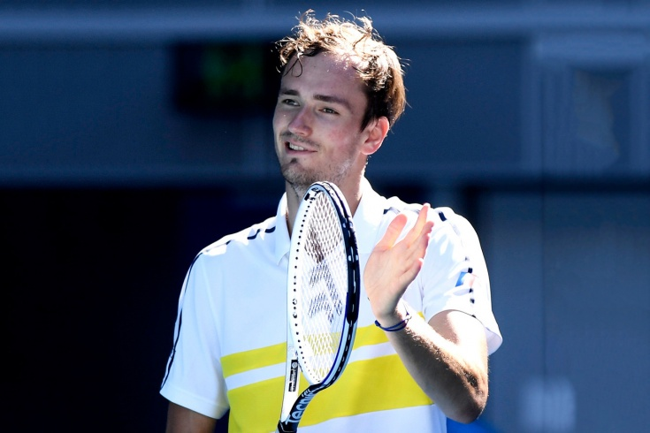 Australian Open – 2021. Медведев и Рублёв продолжили победные серии и пробились во 2-й круг