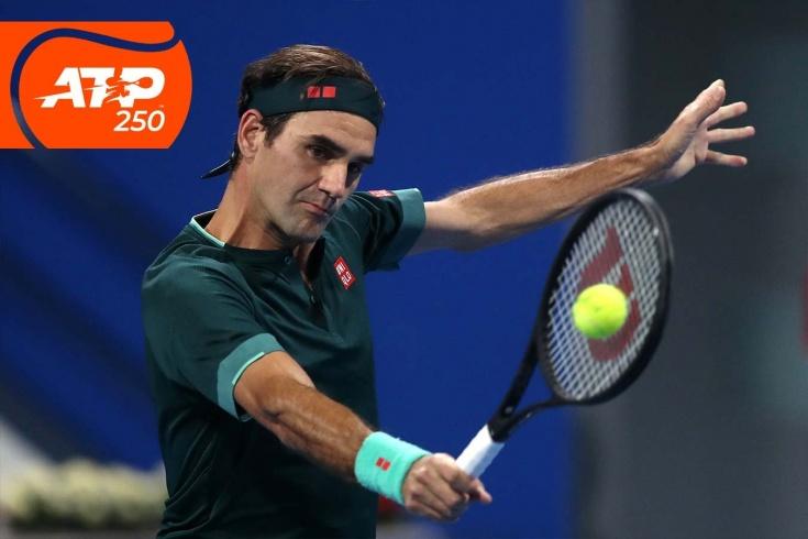Турнир ATP-250 в Женеве: Роджер Федерер, Денис Шаповалов, Каспер Рууд, Фабио Фоньини и Григор Димитров узнали сетку