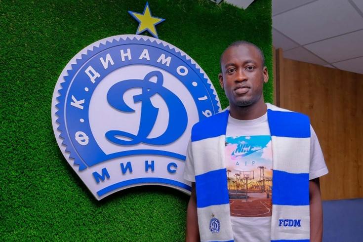 Мбенге сбежал из «Ахмата» в минское «Динамо».