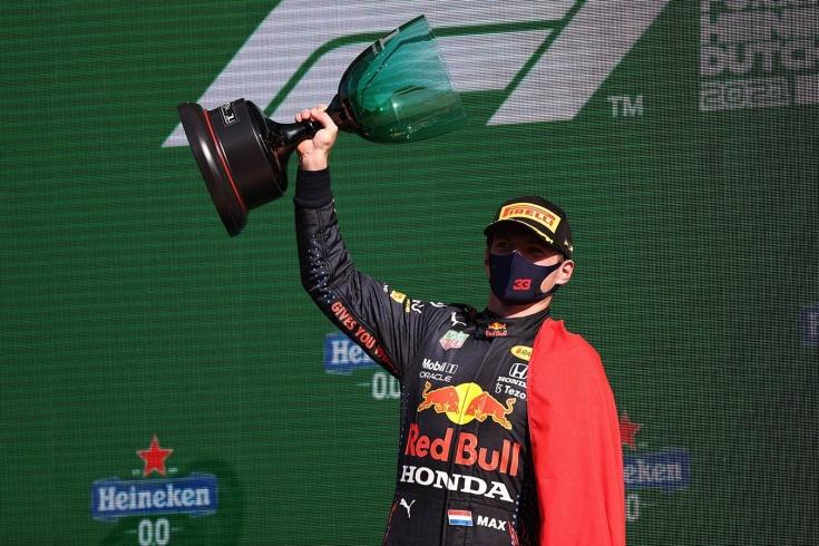 Оценки за Гран-при Нидерландов