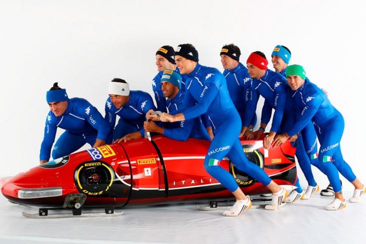 «Феррари» пошла в бобслей! Как Формула-1 врывается в самые разные виды спорта