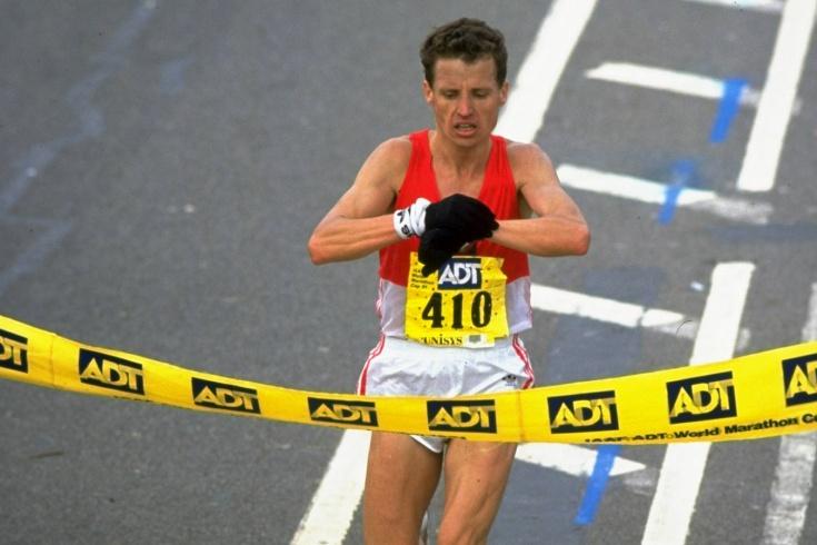 История уникальной победы Якова Толстикова в лондонском марафоне 1991 года – видео
