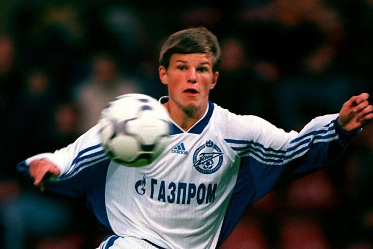 20 лет назад Аршавин дебютировал в «Зените»