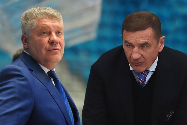 Все тренерские перестановки в КХЛ