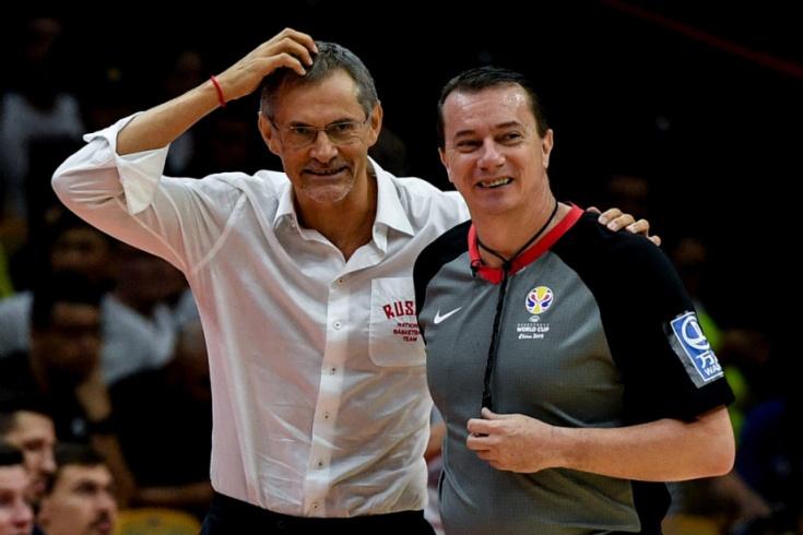 Чемпионат мира по баскетболу 2019, Базаревич