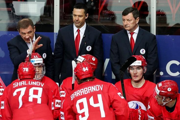 Турнирные расклады на плей-офф ЧМ по хоккею 2021, кто и с кем может сыграть в четвертьфинале, какое место у России