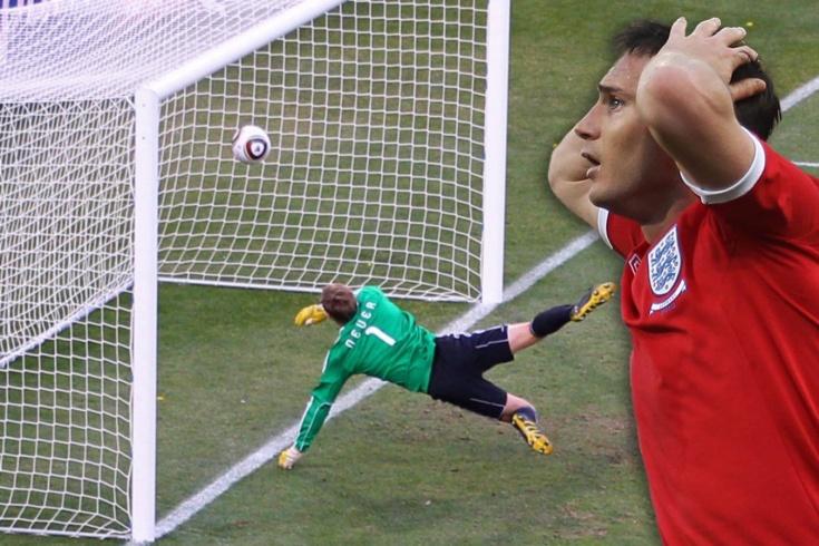 Как незасчитанный мяч Лэмпарда изменил футбол!
