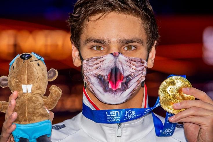 Олимпиада-2020, плавание