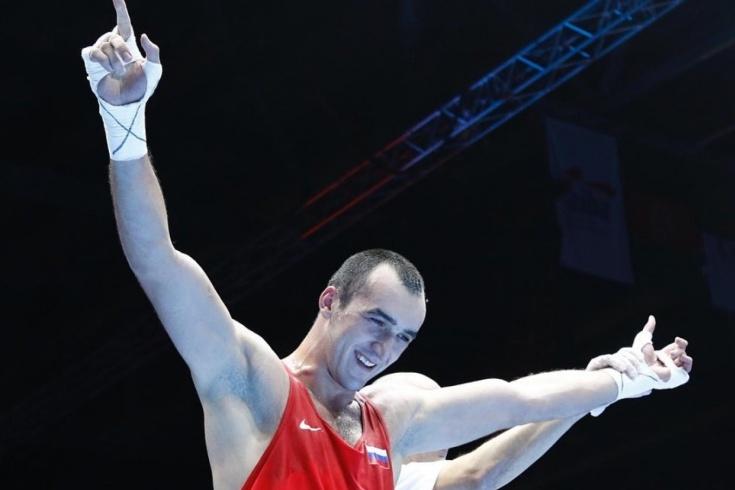 Чемпионат мира по боксу в Екатеринбурге — 2019