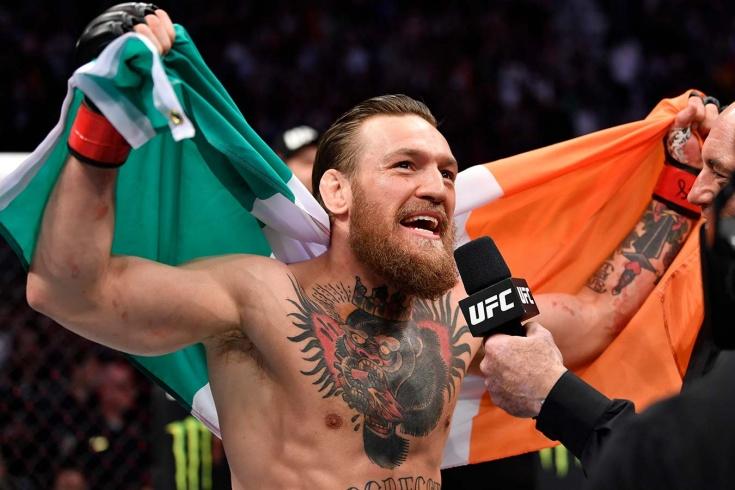 Конор Макгрегор – Дастин Порье на UFC 257 23 января 2021