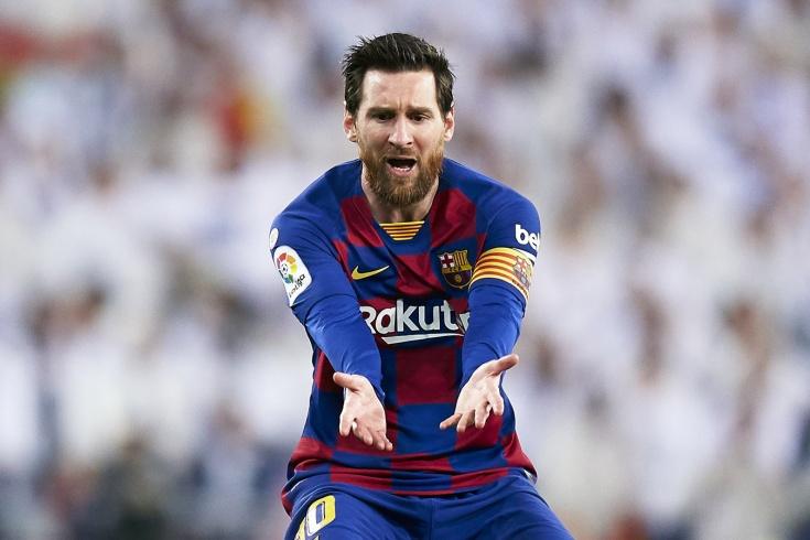 Месси устал от «Барселоны» и хочет уйти. На этот раз всё очень серьёзно