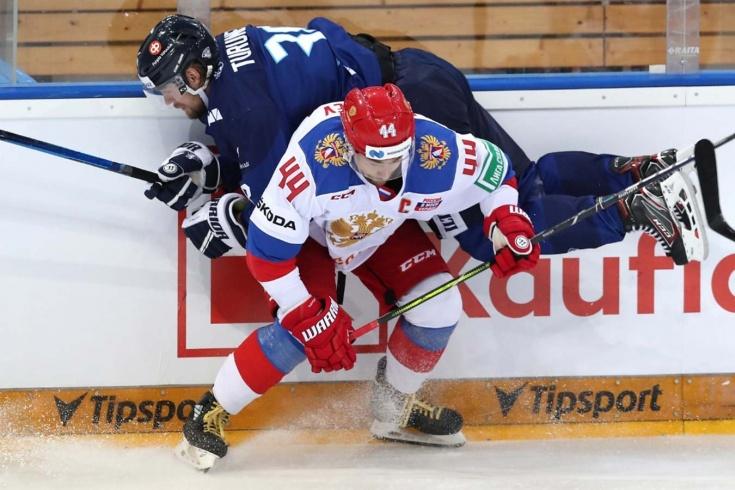 Россия — Финляндия — 1:4 — видео, голы, обзор матча, Евротур-2020/2021, Чешские игры