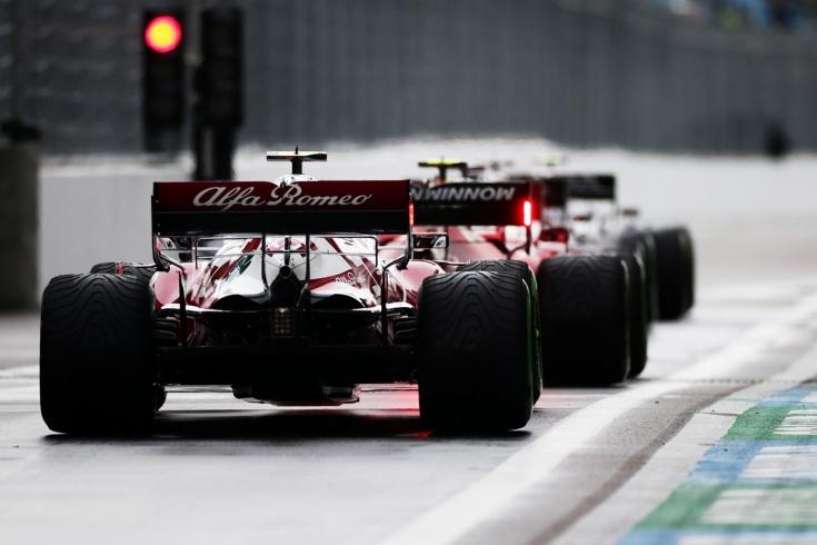 Почему Формуле-1 всё сложнее и сложнее проводить гонки в дождь — разбор правил, что можно изменить