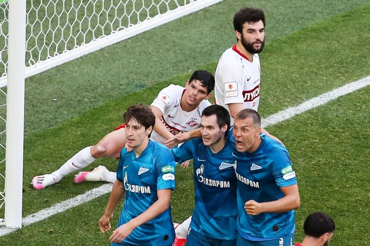 Zenit - Spartak - 2: 1. Match review