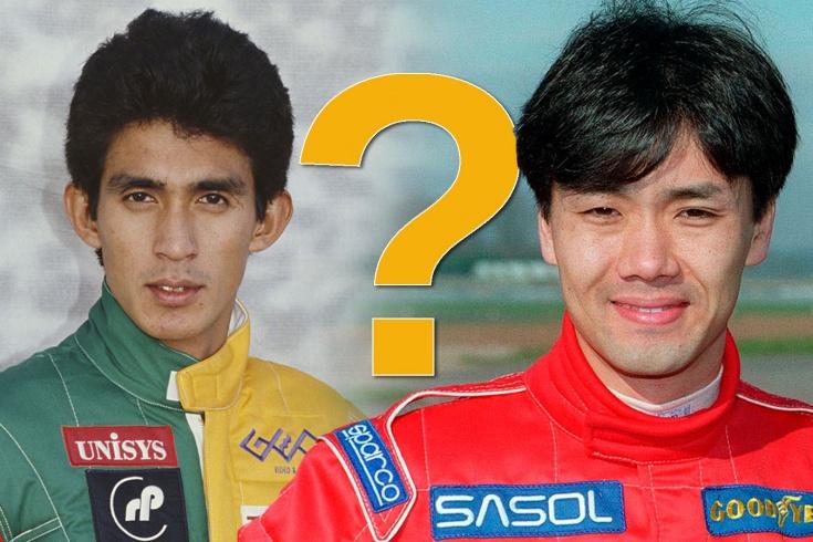 Сложный тест про гонки. Отличите азиатских гонщиков Формулы-1 друг от друга?