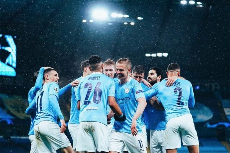 «Манчестер Сити» вышел в финал Лиги чемпионов