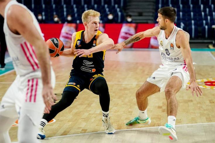 «Химки», «Зенит» и ЦСКА стартовали в Евролиге: коронавирус серьёзно помешал