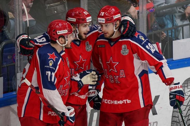 СКА — ЦСКА, 8 апреля 2021 года, прогноз и ставка на 4-й матч плей-офф КХЛ, смотреть онлайн, прямая трансляция