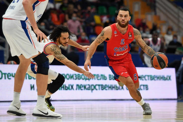 ЦСКА разгромил «Анадолу Эфес» с разницей 35 очков: обзор матча Евролиги в Москве