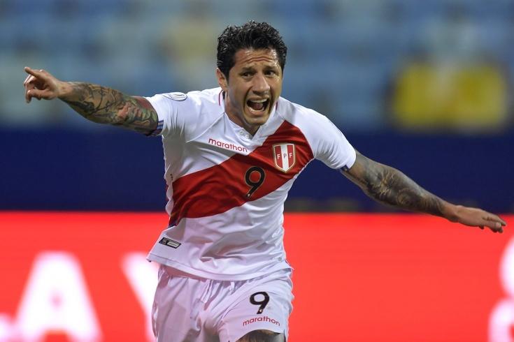 Неожиданный герой Кубка Америки. Итальянец поменял страну и теперь тащит новую сборную