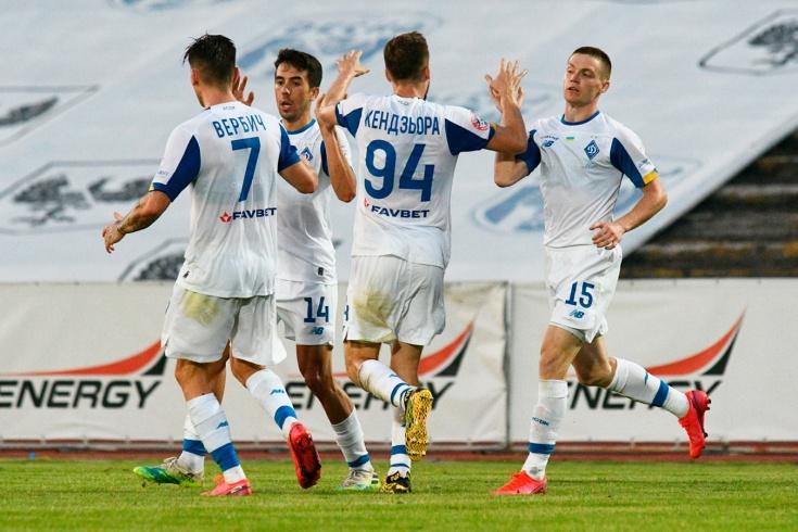 «Динамо Киев» — «Ворскла». Прогноз на матч 8 июля