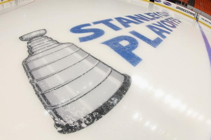 Кто с кем сыграет в 1/8 финала НХЛ. Все турнирные расклады. LIVE