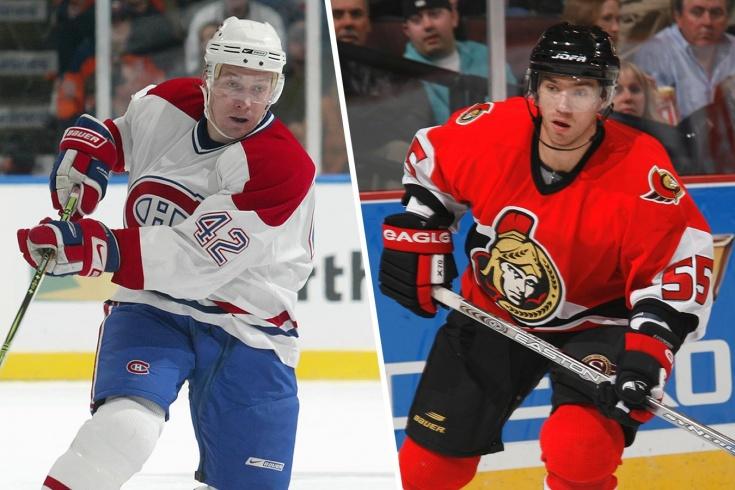Русские хоккеисты, которые играли в НХЛ