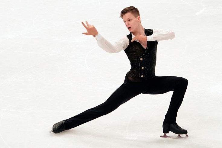 Чемпионат мира по фигурному катанию 2021, короткая программа, мужчины – несправедливые оценки Семененко, успех Коляды