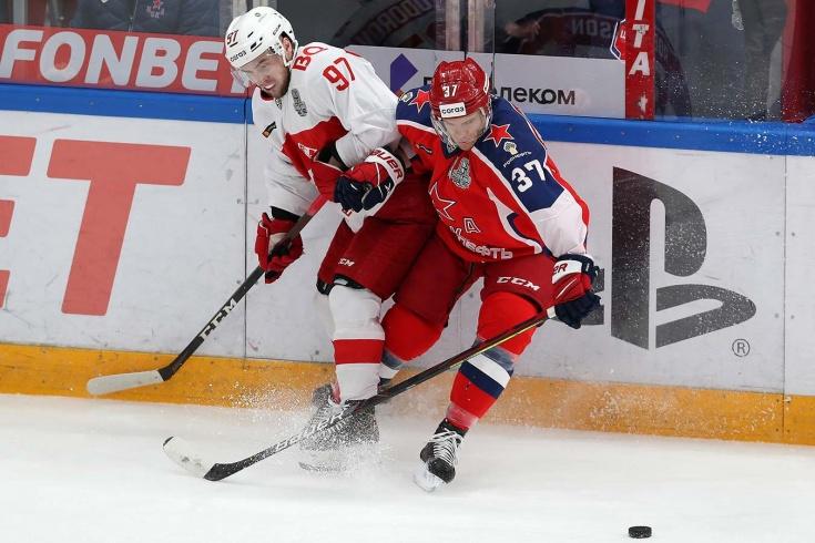 «Спартак» громят, «Йокерит» готов к отпуску. Что творится в плей-офф КХЛ