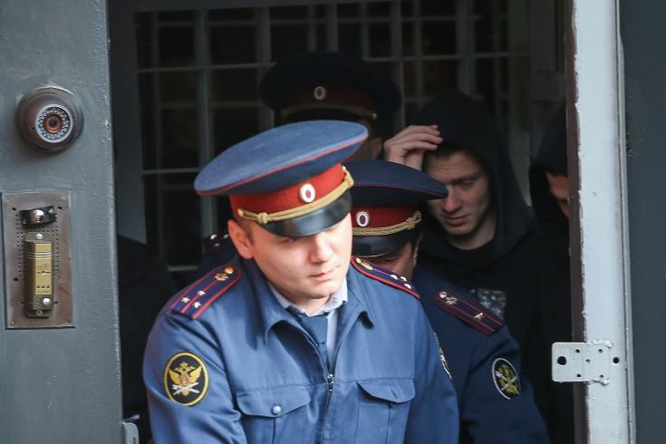 Кокорин и Мамаев вышли на свободу. Видео