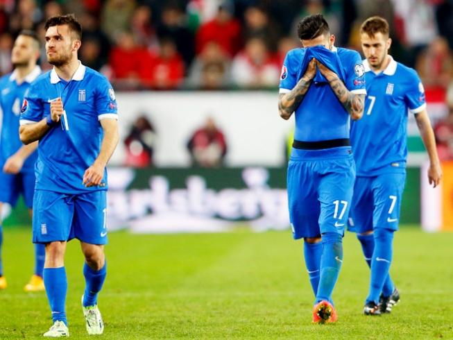 Сборная Греции по футболу