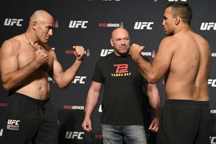 UFC 249, бразильский боец Жакаре Соуза заразился коронавирусом