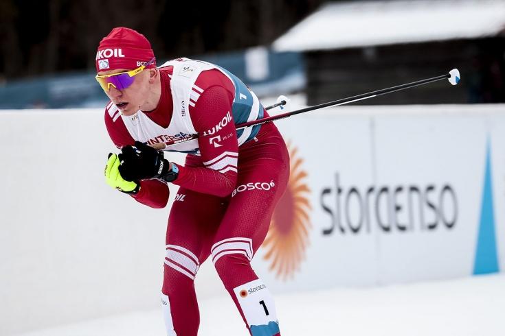 Лыжные гонки, Кубок мира — 2020/2021, масс-старт, 15 км (мужчины), классика, онлайн-трансляция 13 марта 2021