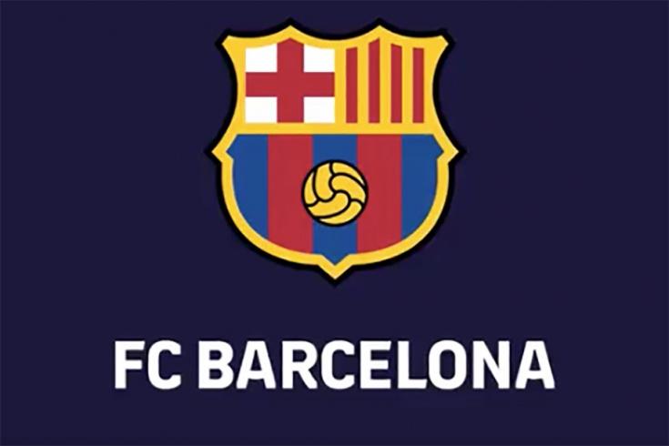 Знак футбольногоклуба барселона