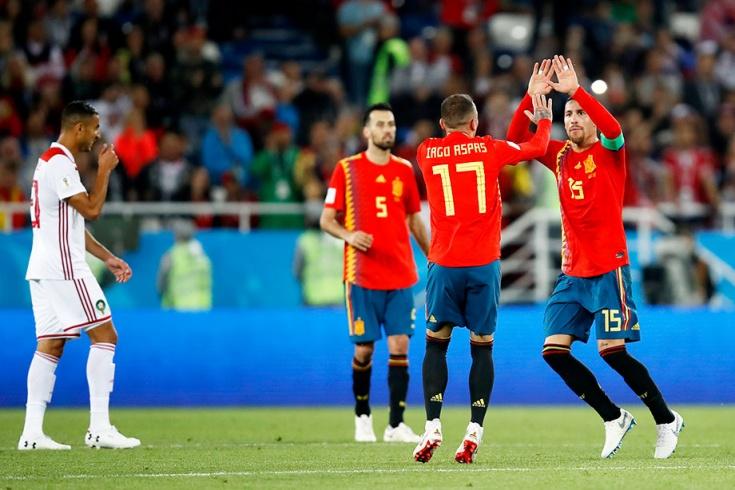 ЧМ-2018. Болельщица сборной Испании