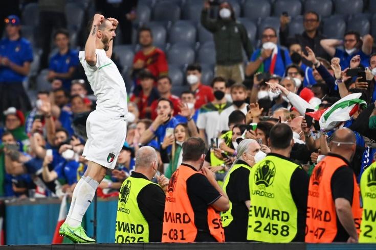 Италия идеально прошла проверку топ-соперником. Манчини изменил менталитет сборной