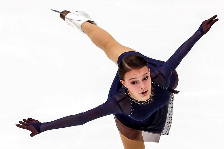 Чемпионат России по фигурному катанию-2020: Щербакова защитила титул, Трусова сорвала программу и расплакалась. Видео