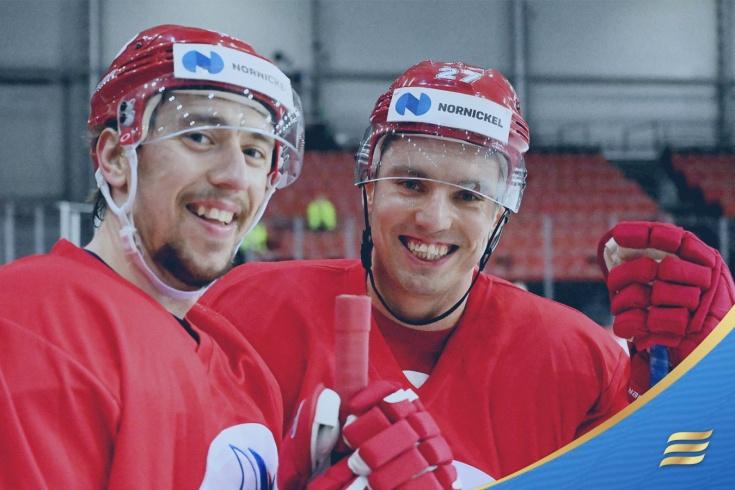 Как живёт сборная России на чемпионате мира по хоккею – 2021 в Риге