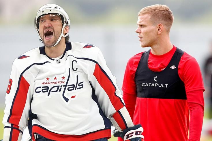 Наши хоккейные звёзды – топ, мировой уровень. Почему в футболе таких нет?
